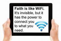 Faith wifi