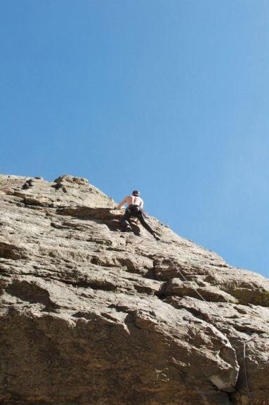 Taylor Climbing